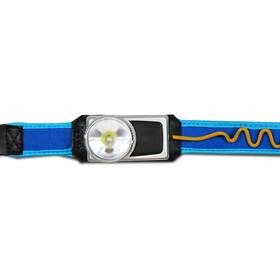 UCO A-120 Comfort-Fit Stirnleuchte blau